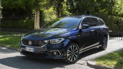Fiat Tipo 5 porte e Station Wagon alla prova (video)  - Immagine: 29