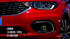Fiat Tipo 5 porte: le vostre domande. Guarda il video - Immagine: 16