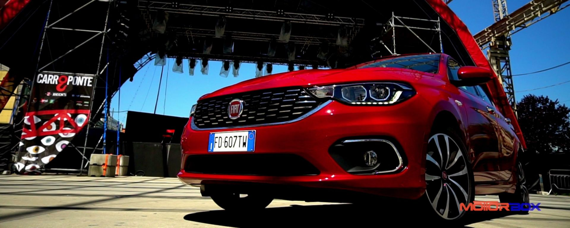 Fiat Tipo 5 porte: le vostre domande. Guarda il video