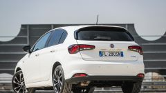 Fiat Tipo 5 porte S-Design 1.6 diesel automatica: prova, consumi, opinioni - Immagine: 7