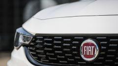 Fiat Tipo 5 porte S-Design: la griglia nero lucido