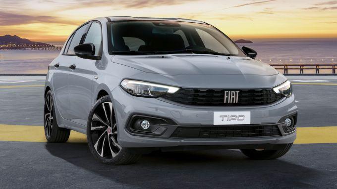 Fiat Tipo City Sport, nuovo allestimento per la media torinese