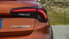 Fiat Tipo Cross 2021: dettaglio posteriore