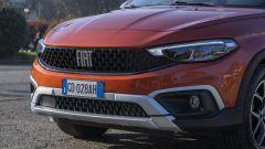 Fiat Tipo Cross 2021: frontale