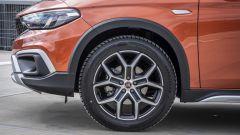 Fiat Tipo Cross 2021: i cerchi da 17 pollici