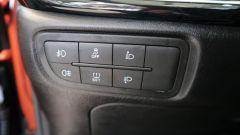 Fiat Tipo Cross 2021: i tasti alla sinistra del volante