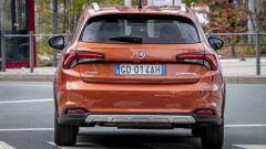 Fiat Tipo Cross 2021: posteriore