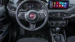 Fiat Tipo Cross 2021: posto di guida