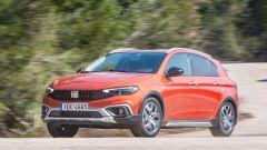 Fiat Tipo Cross 2021: sulle strade dell'Umbria