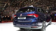 Fiat Tipo Hatchback e Station Wagon: le foto live - Immagine: 2