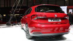 Fiat Tipo Hatchback e Station Wagon: le foto live - Immagine: 6
