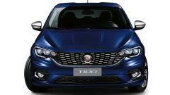 Fiat Tipo Mirror 4 porte: il frontale