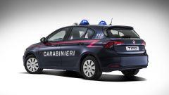 Fiat Tipo per l'Arma dei Carabinieri