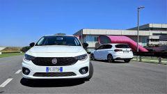 Fiat Tipo S-Design: dettaglio del frontale