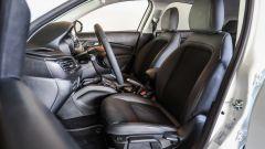 Fiat Tipo S-Design: i sedili anteriori