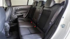 Fiat Tipo S-Design: i sedili posteriori