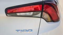 Fiat Tipo S-Design: il fanale posteriore