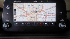 Fiat Tipo S-Design: il navigatore