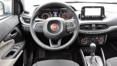 Fiat Tipo Station Wagon 2017, la plancia