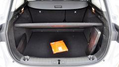 Fiat Tipo Station Wagon: dettaglio del doppio fondo del bagagliaio