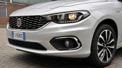 Fiat Tipo Station Wagon: dettaglio del faro anteriore