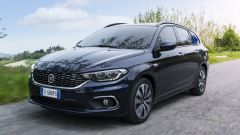 Fiat Tipo Station Wagon: il frontale