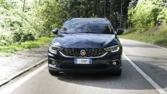 Fiat Tipo Station Wagon, il frontale
