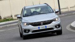 Fiat Tipo Station Wagon: il test drive