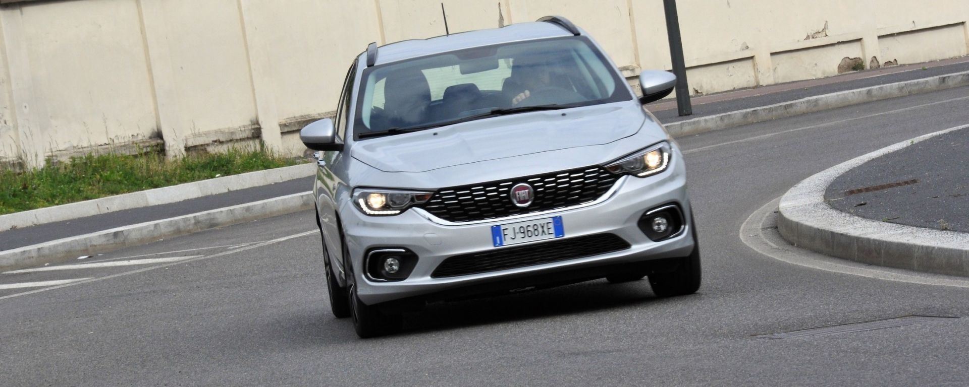 Fiat Tipo Station Wagon: il test drive