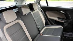 Fiat Tipo Station Wagon Lounge: i sedili posteriori