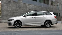 Fiat Tipo Station Wagon: vista laterale
