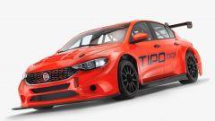 Fiat Tipo TCR: la vettura del gruppo FCA punta al primato nel TCR - Immagine: 1