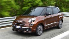 Fiat toglie i veli alla nuova 500L