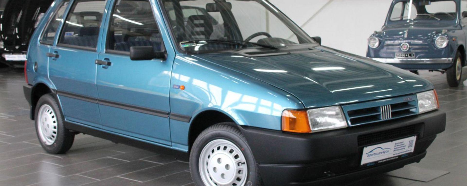 Fiat Uno Fire: è in vendita in Germania