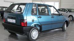 Fiat Uno Fire: l'auto è praticamente nuova, ha appena 900 km