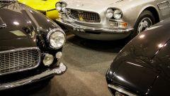 Fiera Auto e Moto d'Epoca:  dettaglio
