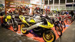 Fiera Auto e Moto d'Epoca: le moto esposte
