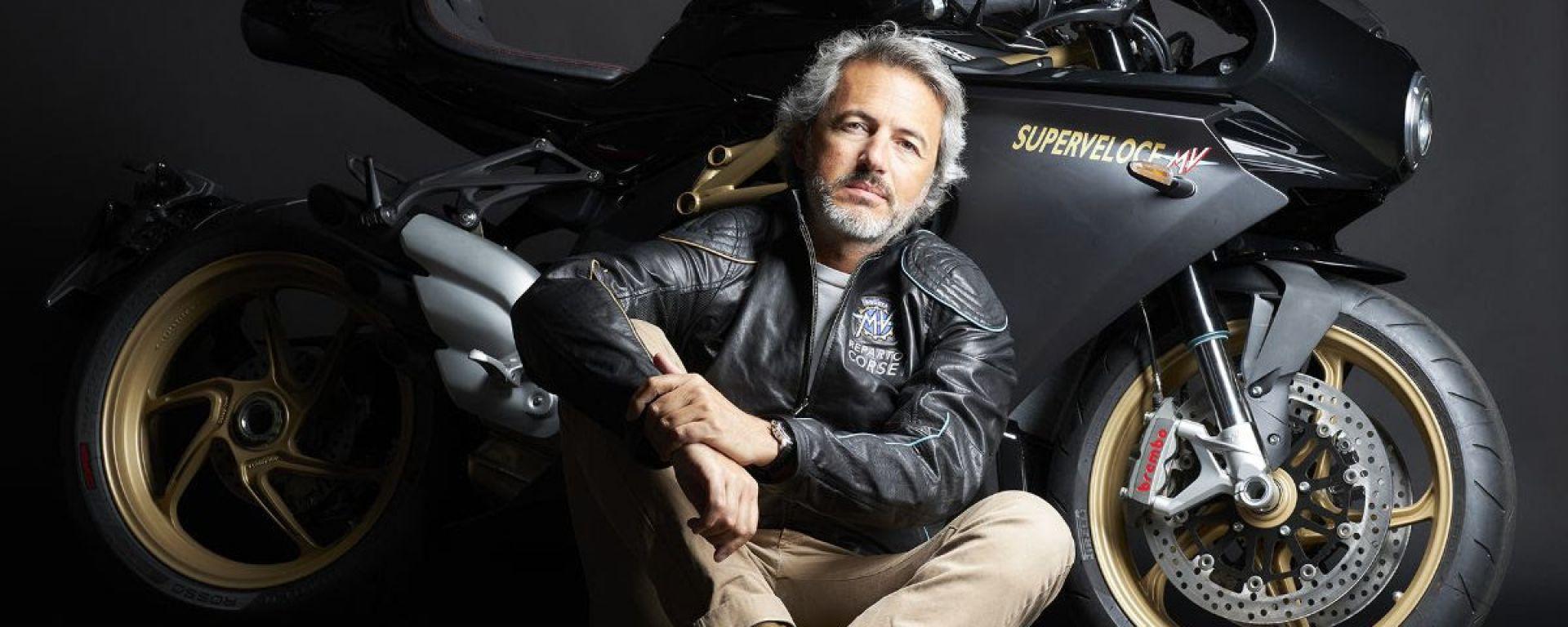 Filippo Bassoli, direttore marketing MV Agusta