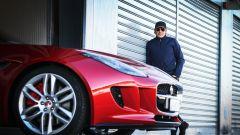Filippo La Mantia in pista con la Jaguar F-Type: il trailer - Immagine: 3
