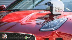 Filippo La Mantia in pista con la Jaguar F-Type: il trailer - Immagine: 4