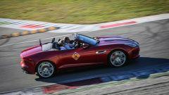 Filippo La Mantia in pista con la Jaguar F-Type: il trailer - Immagine: 6