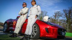 Filippo La Mantia in pista con la Jaguar F-Type: il trailer - Immagine: 7