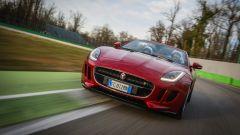 Filippo La Mantia in pista con la Jaguar F-Type: il trailer - Immagine: 8