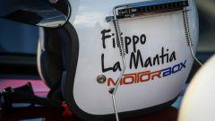Filippo La Mantia in pista con la Jaguar F-Type: il trailer - Immagine: 9