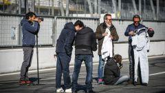 Filippo La Mantia in pista con la Jaguar F-Type: il trailer - Immagine: 10