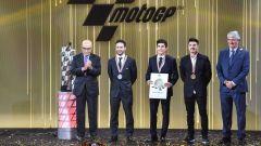 FIM Awards 2019, Valencia: Andrea Dovizioso, Marc Marquez, Maverick Vinales