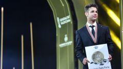 FIM Awards 2019, Valencia: Lorenzo Dalla Porta