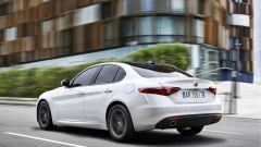 Finalmente Alfa Romeo torna alla trazione posteriore, come desiderato dai numerosi fan del marchio.