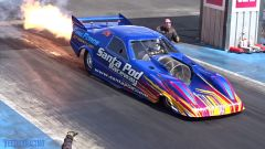 Fireforce 3 Jer Car: il dragster a turbina tratto dal videogame GTA 5
