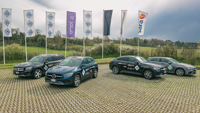 Firmata la partnership fra Mercedes-Benz e Aci-Sara